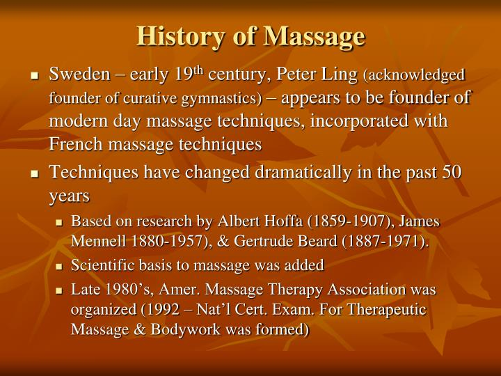 the healing power of massage therapy and its ancient history Massage therapy facials and skin care  a brief history of hot stone massage  take a tip from the ancients and let the power of heat take your next massage to.