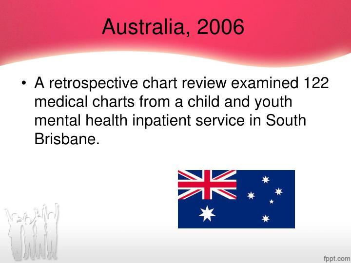 Australia, 2006