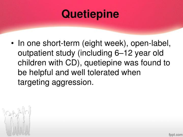 Quetiepine