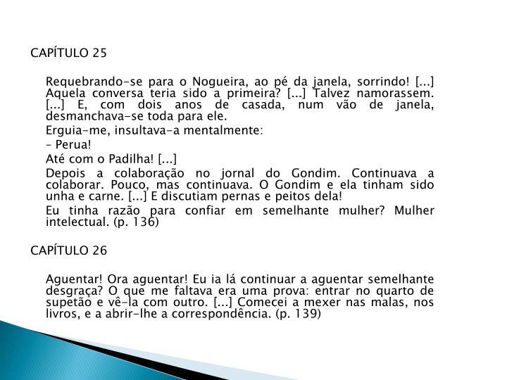 CAPÍTULO 25