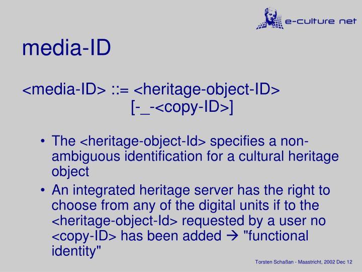 media-ID
