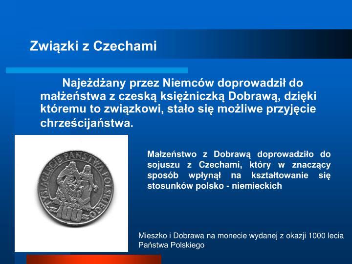 Związki z Czechami