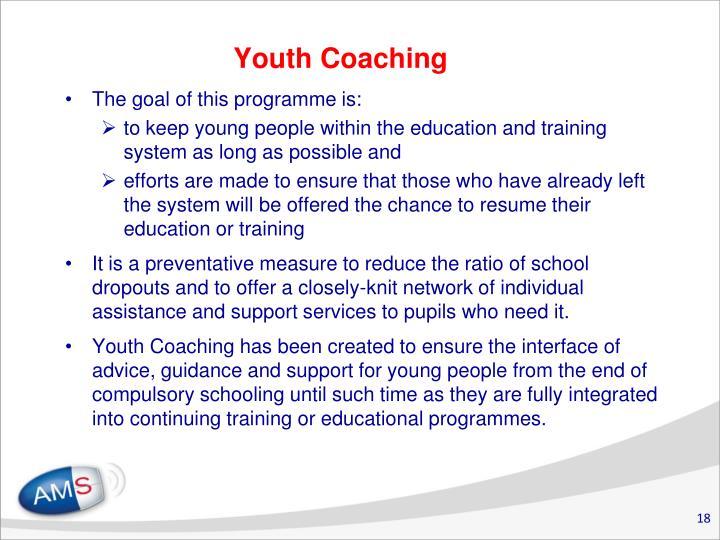 Youth Coaching