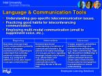 language communication tools