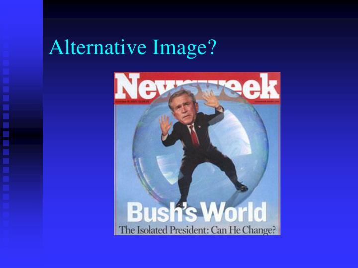 Alternative Image?