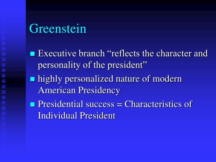 Greenstein