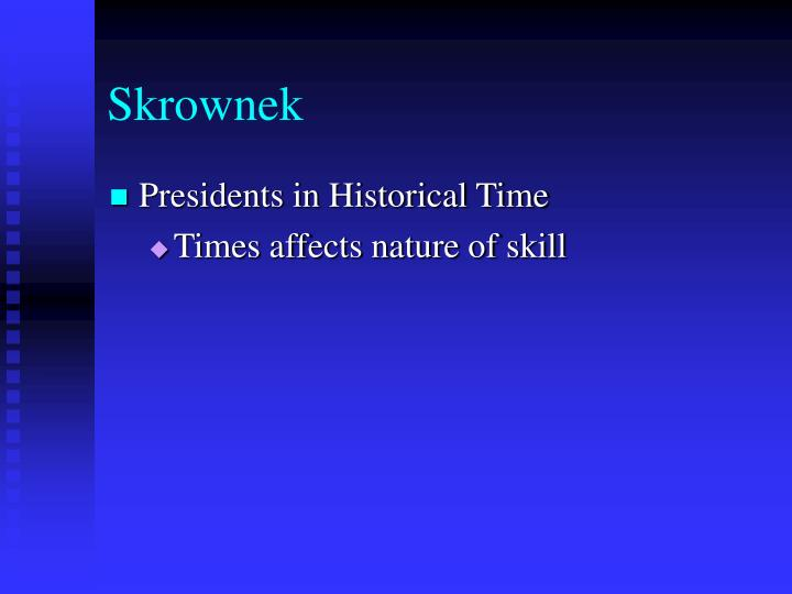 Skrownek