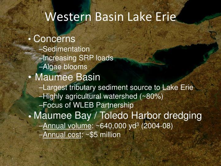 Western Basin Lake Erie