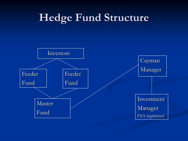 Hedge fund structure