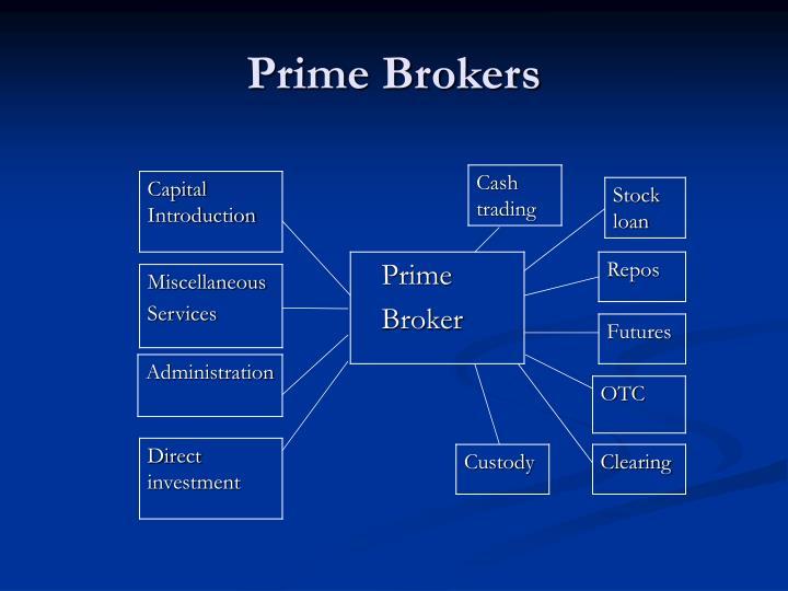 Prime Brokers