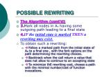 possible rewriting3