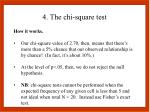 4 the chi square test18