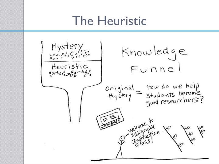 The Heuristic