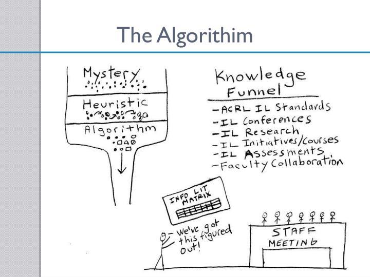 The Algorithim