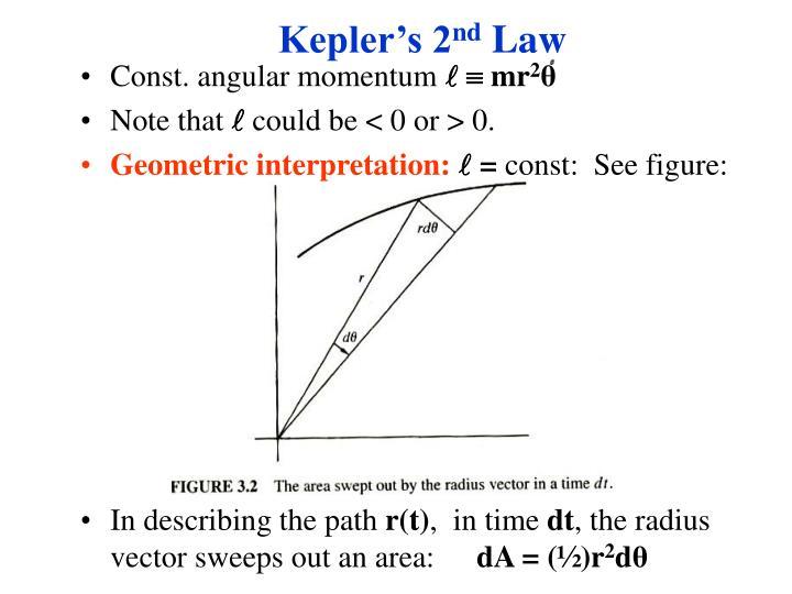 Kepler's 2