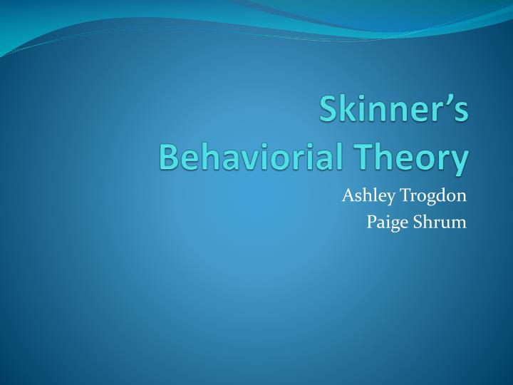 literature review on motivation theory