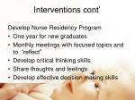 interventions cont5