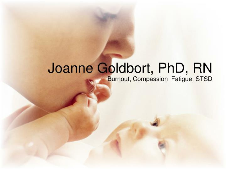 Joanne goldbort phd rn