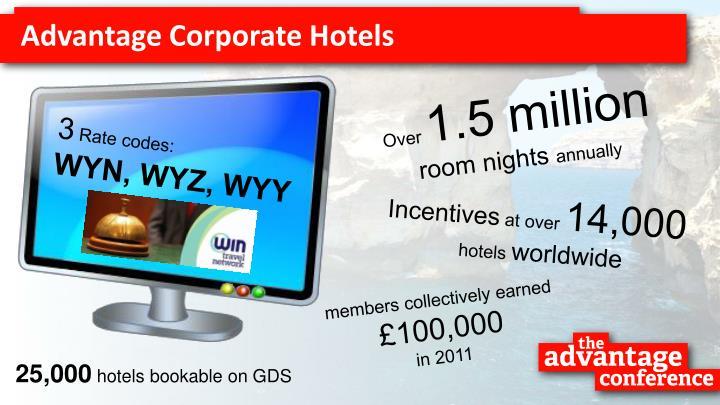 Advantage Corporate Hotels