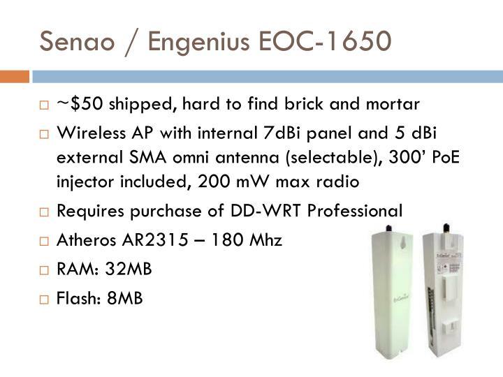 Senao / Engenius EOC-1650