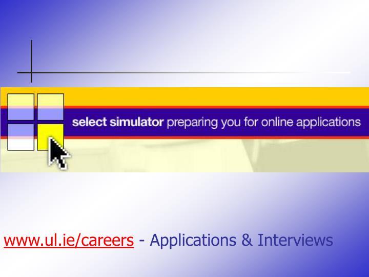 www.ul.ie/careers