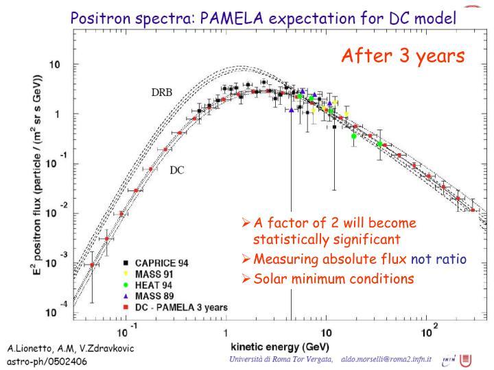 PAMELA positrons