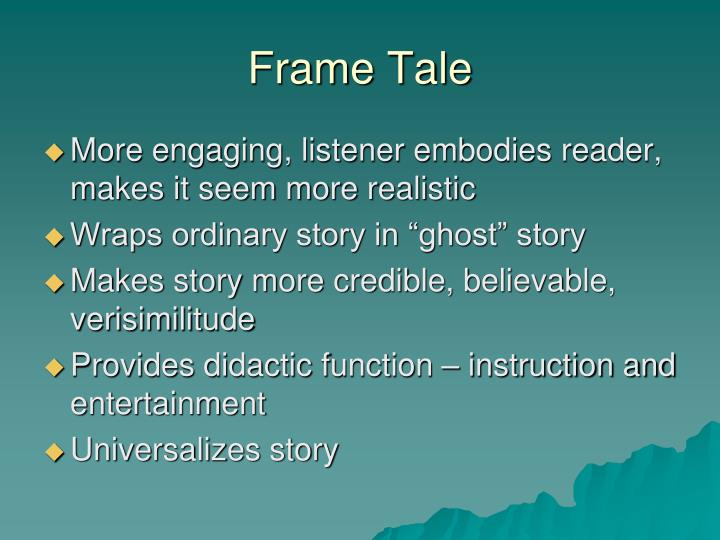 Frame Tale