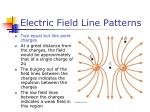 electric field line patterns3