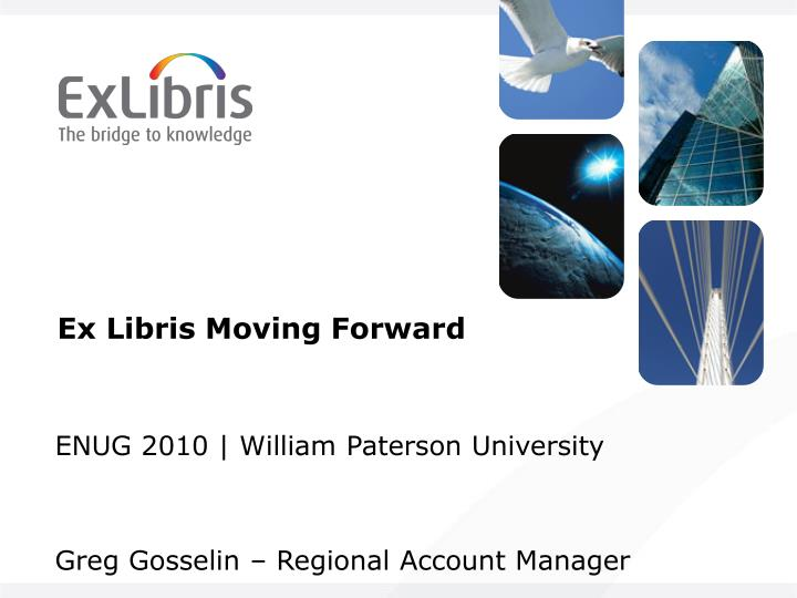 Ex Libris Moving Forward