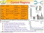 control regions