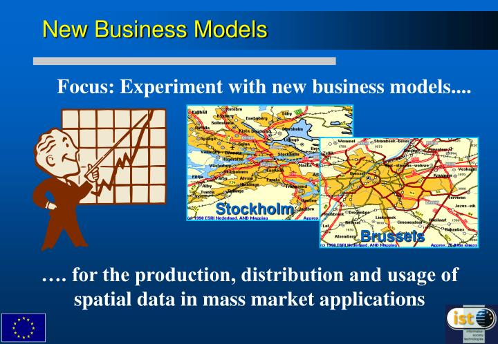 New Business Models