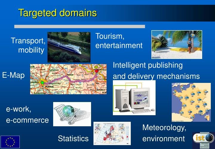 Targeted domains