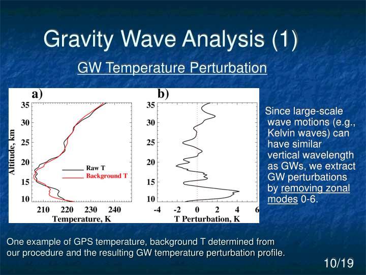Gravity Wave Analysis (1)