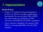 7 implementation3