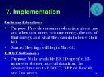 7 implementation6