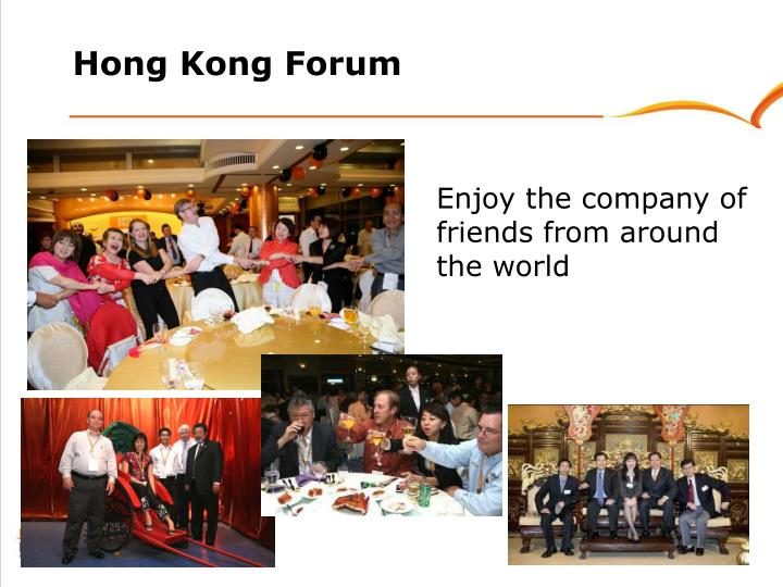 Hong Kong Forum