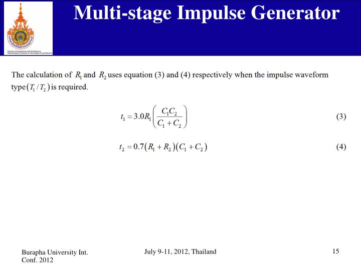Multi-stage Impulse Generator