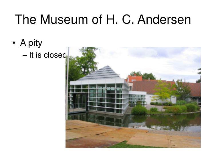 The Museum of H. C. Andersen