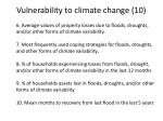 vulnerability to climate change 101