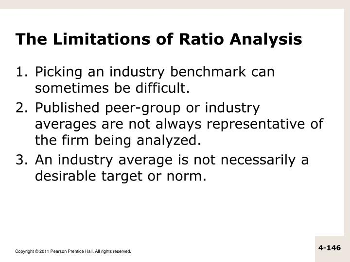 The Limitations of Ratio Analysis
