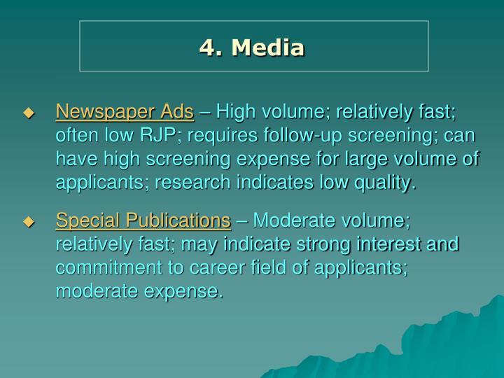 4. Media