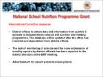 national school nutrition programme grant2