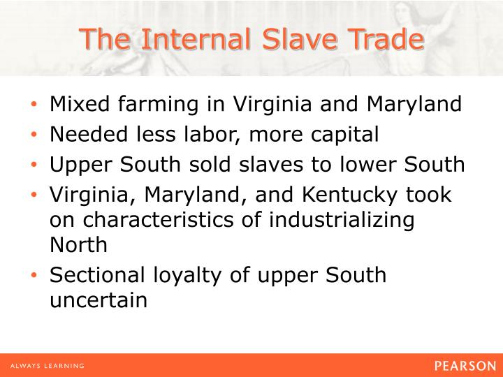 The Internal Slave Trade