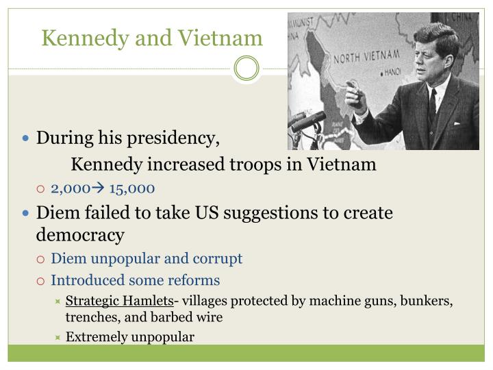 Kennedy and Vietnam