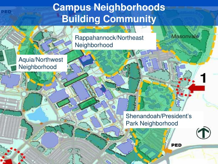 Campus Neighborhoods