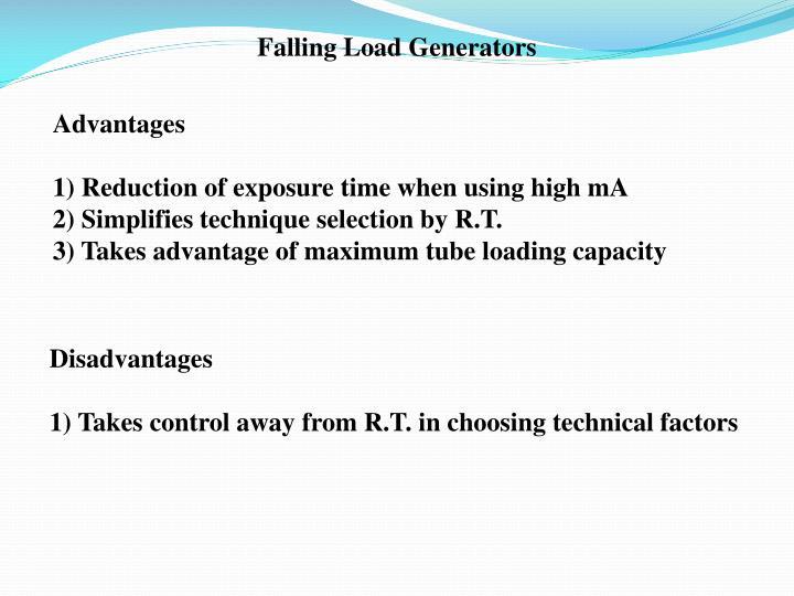 Falling Load Generators