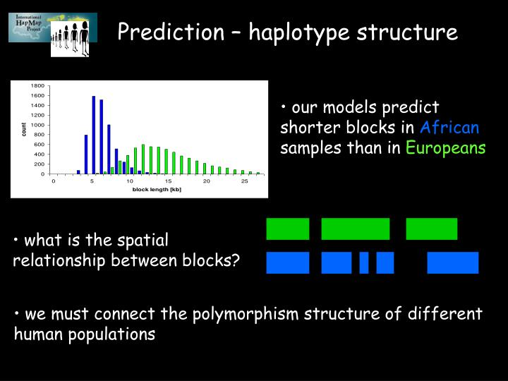 what is the spatial relationship between blocks?