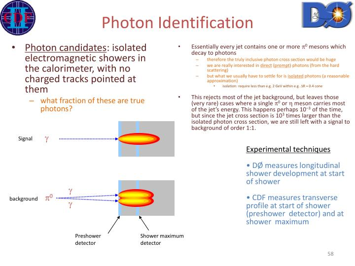 Photon Identification