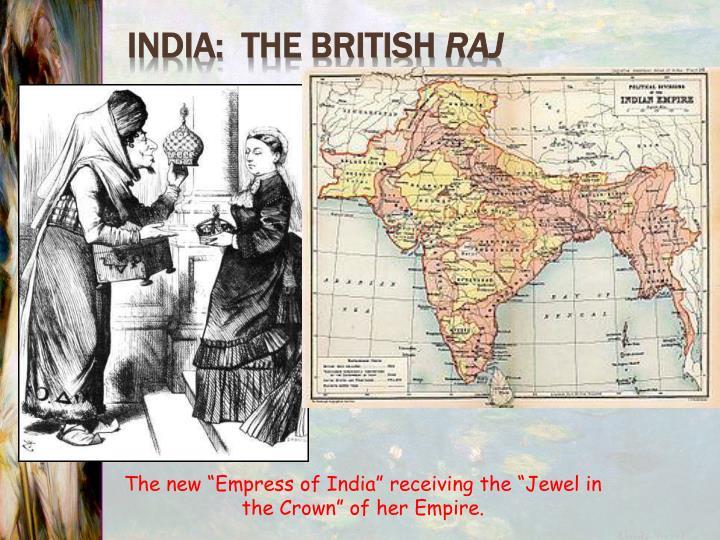 India:  The British