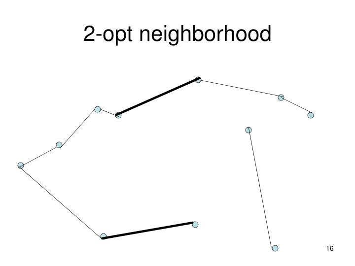 2-opt neighborhood